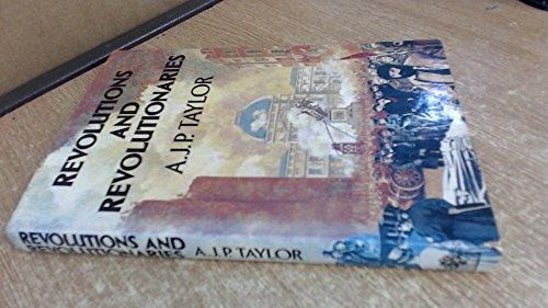 9780241103760: Revolutions and Revolutionaries