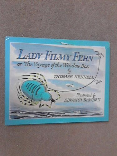 Lady Filmy Fern or The Voyage of: HENNELL Thomas /