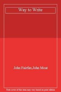 9780241105566: Way to Write