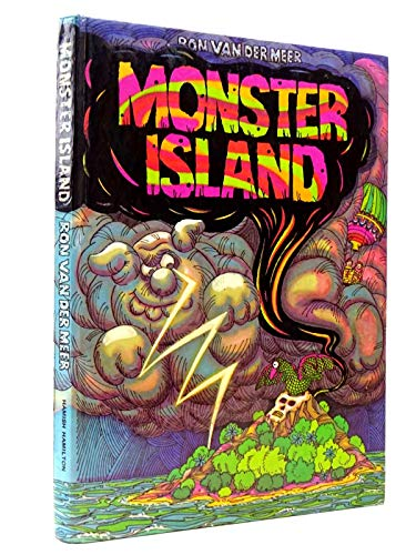 9780241105825: Monster Island: Pop-up Book