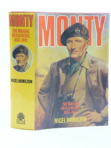 9780241105832: Monty : The Making of a General 1887 - 1942