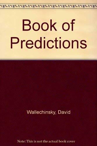 9780241106075: Book of Predictions