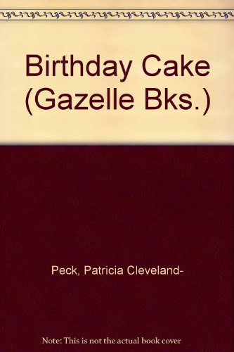 9780241106266: Birthday Cake (Gazelle Books)