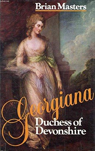 9780241106624: Georgiana, Duchess of Devonshire