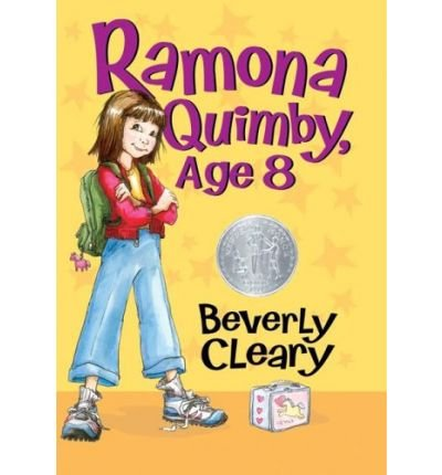 Ramona Quimby, Age 8: Cleary, Beverly &