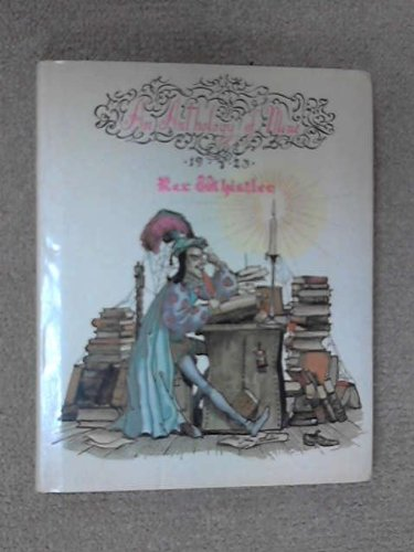 An Anthology of Mine: Whistler, Rex (post-script by Laurence Whistler, poems by Jonson;keats;Roe;...
