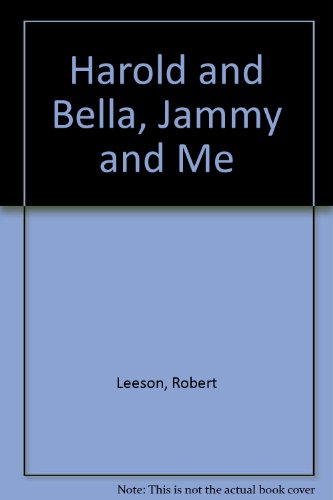 9780241107225: Harold and Bella, Jammy and Me