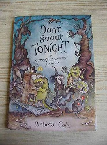 9780241107324: Don't Go Out Tonight : A Creepy Concertina Pop-Up Book