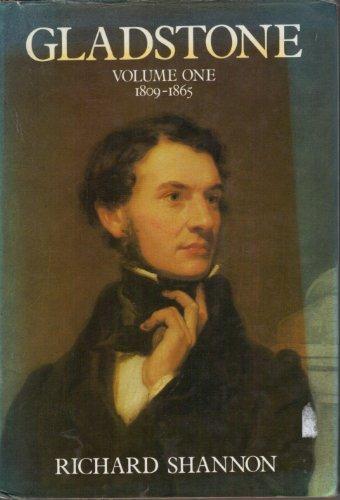 9780241107805: Gladstone, Vol. 1: 1809-65