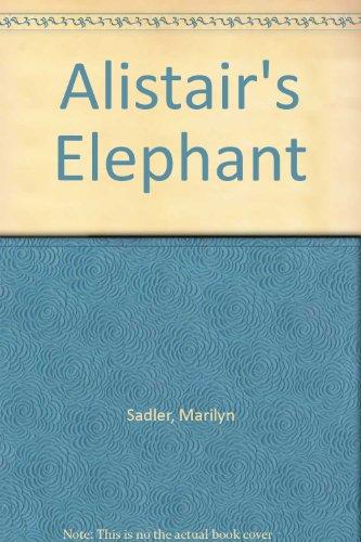 9780241108093: Alistair's Elephant
