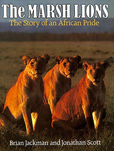 The Marsh Lions: Jackman, Brian
