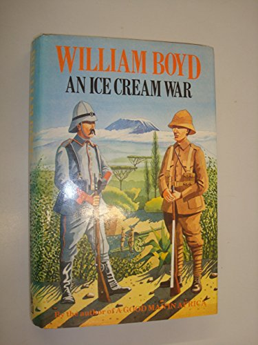 An Ice-Cream War: Boyd, William