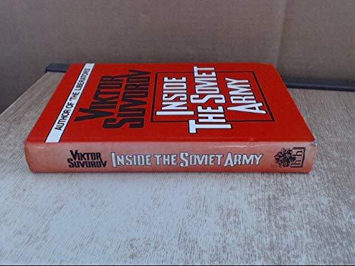 9780241108895: Inside the Soviet Army