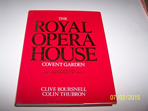 9780241108918: Royal Opera House, Covent Garden