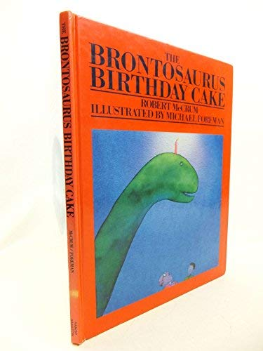 The BrontoSaurus Birthday Cake