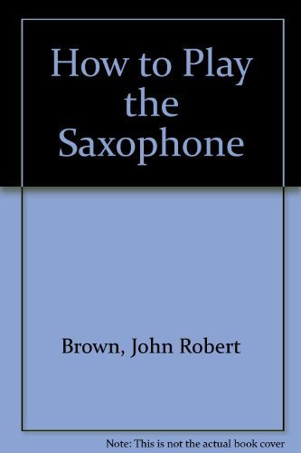 9780241110812: How to Play Saxophone