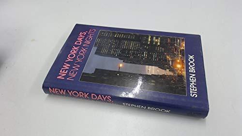 9780241111147: New York Days, New York Nights