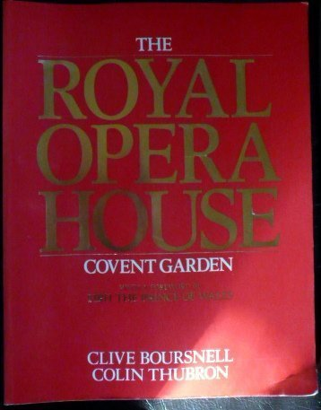9780241111888: Royal Opera House Covent Garden