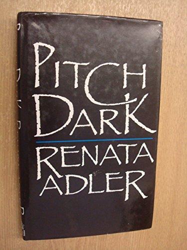 9780241113134: Pitch Dark