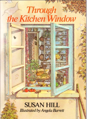 Through the Kitchen Window 9780241113509 Through the Kitchen Window