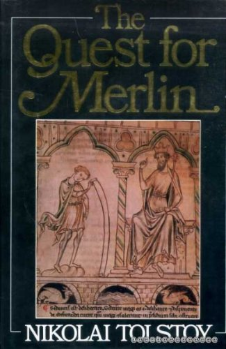 9780241113561: The Quest for Merlin