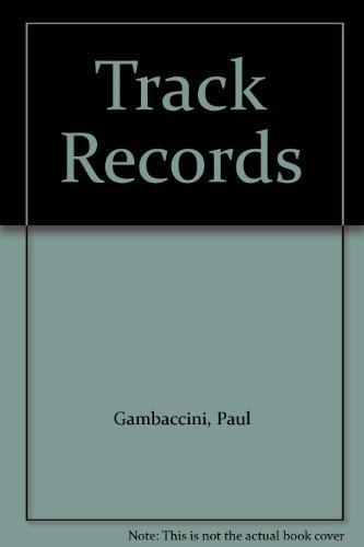 Track Records (0241114470) by Gambaccini, Paul