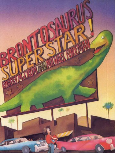 BrontoSaurus Superstar