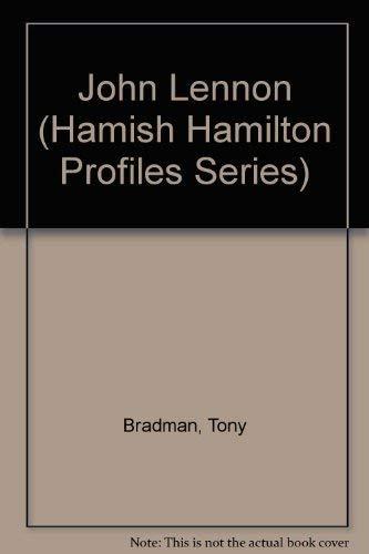 9780241115619: John Lennon (Hamish Hamilton Profiles Series)