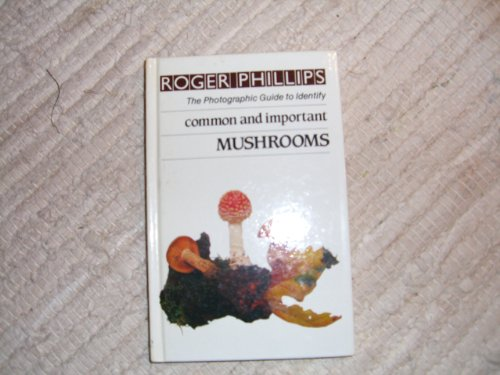 9780241118115: Mushrooms
