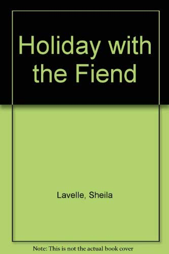 9780241118573: Holiday with the Fiend