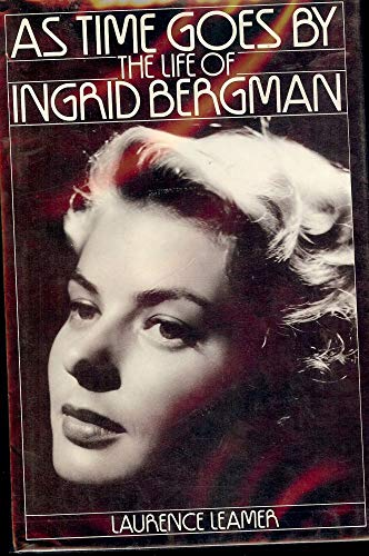 9780241118719: AS TIME GOES BY The Life of Ingrid Bergman