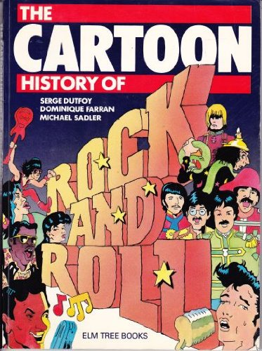 9780241119051: Cartoon History of Rock and Roll