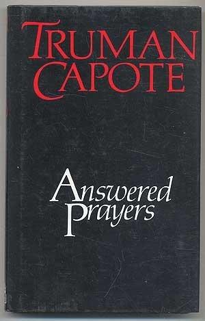 9780241119624: Answered Prayers: The Partial Manuscript