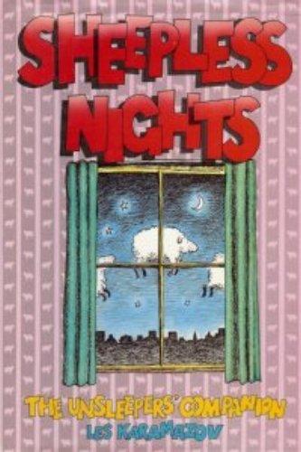 9780241119655: Sheepless Nights: The Unsleeper's Companion