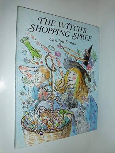 9780241119884: The Witch's Shopping Spree