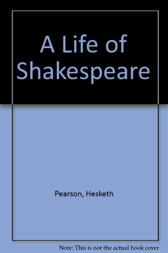 9780241120064: A Life of Shakespeare