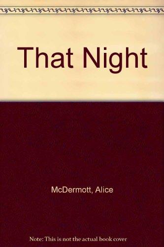 9780241122679: That Night