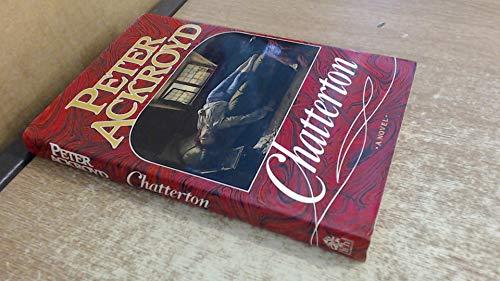 9780241123485: Chatterton
