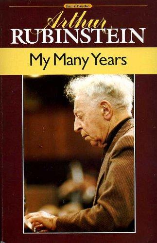 9780241123553: My Many Years