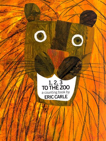 9780241123607: 1,2,3 to the Zoo: A Counting Book