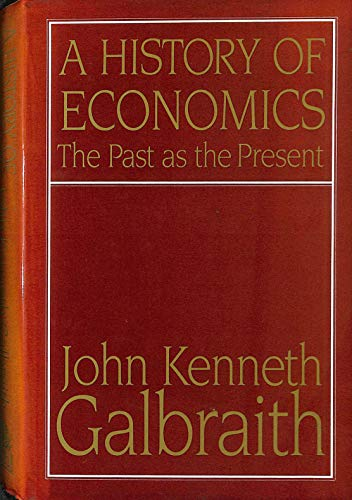 9780241123881: History of Economics: The Past As the Present