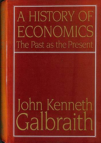 9780241123881: A History of Economics