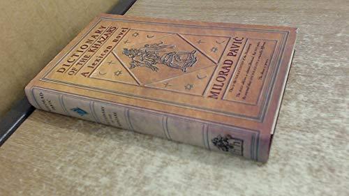 9780241126585: The Dictionary of the Khazars