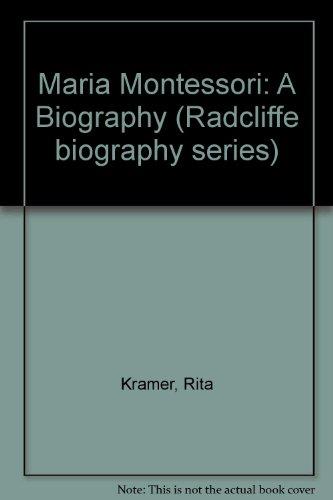 9780241128473: Maria Montessori: A Biography