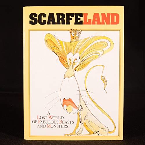 Scarfeland: Gerald Scarfe.