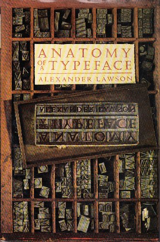 9780241129432: Anatomy of a Typeface