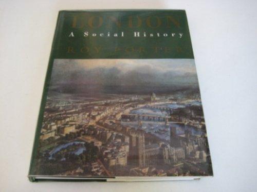 9780241129449: London: A Social History