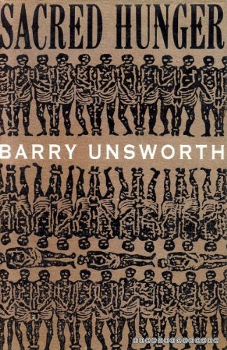 Sacred Hunger - UK 1/1 SIGNED: Barry Unsworth