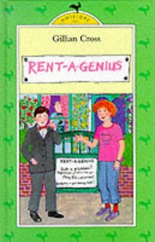 9780241130612: Rent-A-Genius (Antelope Books)