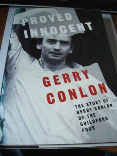 9780241130650: Proved Innocent: The Story of Gerry Conlon of the Guildford Four